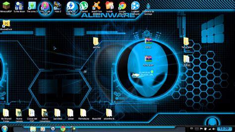 Como Descargar E Instalar Tema Alienware Para Windows 7 32
