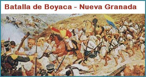Dibujo de la batalla de boyaca Imagui