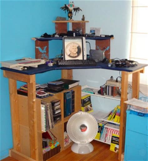 Lifehacker Standing Desk Diy by Save Your Back And Some With A Diy Standing Desk