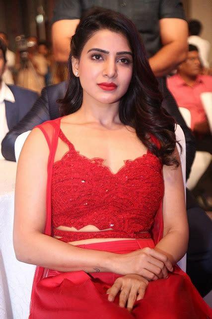 telugu  actress samantha akkineni latest images aug