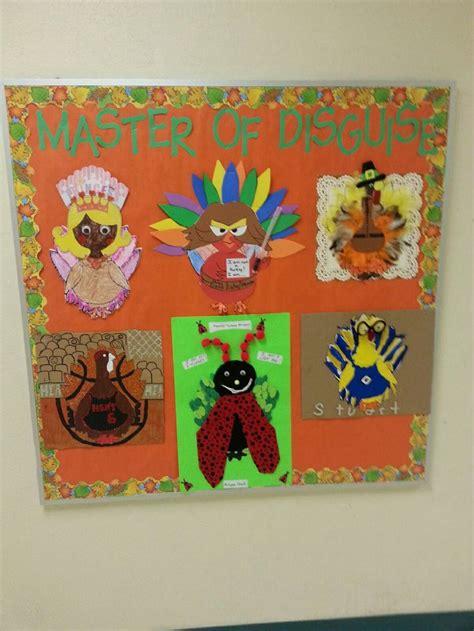 thanksgiving turkey  disguise lesson educational stuff