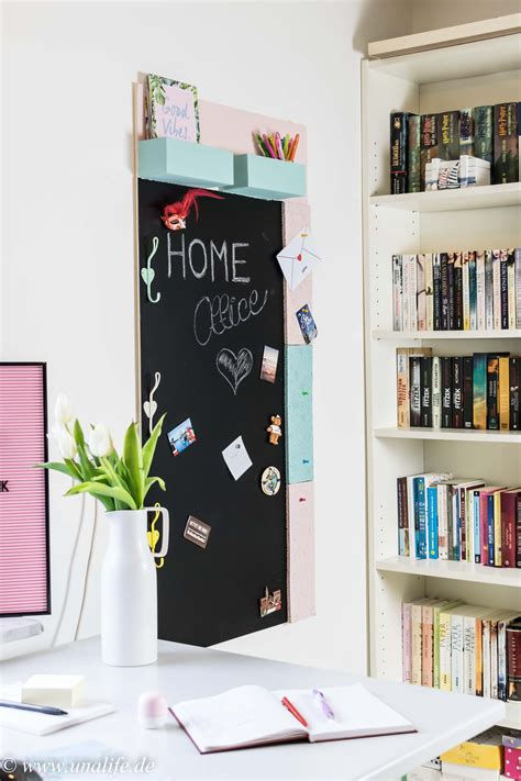 Home Office Machen magnettafel selbst gestalten smartstore