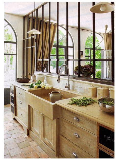 cuisine en verriere la verrière dans la cuisine 19 idées photos