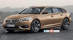 Peugeot Break 508 : nouvelle peugeot 508 2018 d couvrez sa planche de bord ~ Gottalentnigeria.com Avis de Voitures