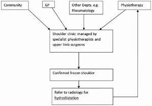 Flow Pattern For Management Of Frozen Shoulder  Gp
