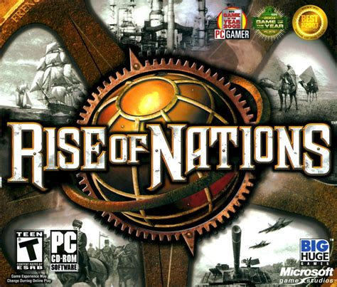 rise of nations free