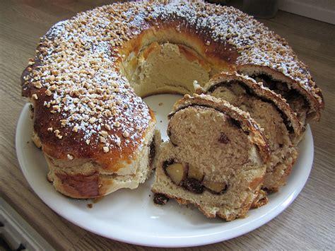 Hefe Kuchen Schokolade Rezepte