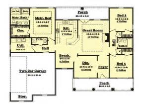 square house floor plans 1700 sq ft house plan jasper 17 001 315 from planhouse home plans house plans floor