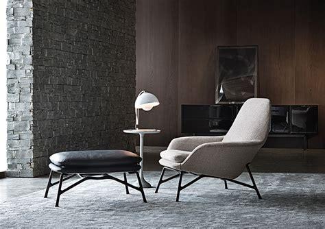 Poltrona Design Anni 60 : Designed By Rodolfo Dordoni, Minotti