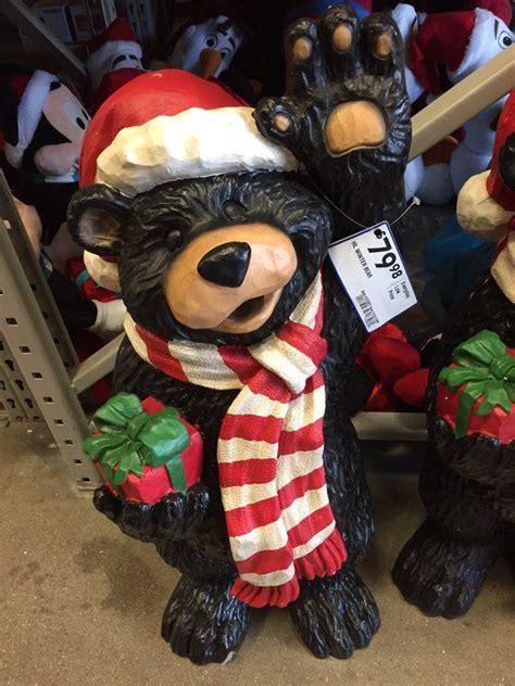 bear outdoor christmas decoration sicem baylorchristmas