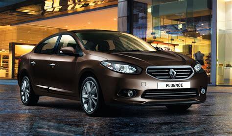 renault sedan fluence renault fluence small sedan gets first facelift photos