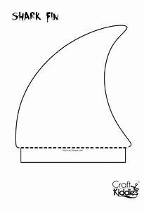 25 best ideas about shark hat on pinterest kids shark With shark hat craft template