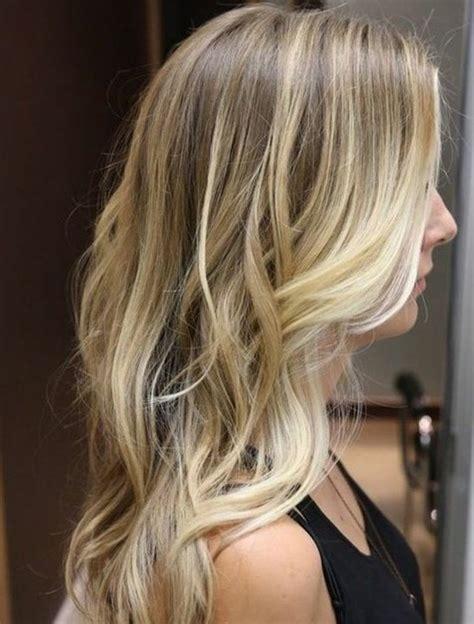 balayage californien comment r 233 ussir balayage blond californien ma couleur de cheveux