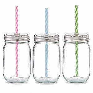 Glas Mit Schraubverschluss : trinkglas mit strohhalm 470 ml sortiert flasflaschen ~ A.2002-acura-tl-radio.info Haus und Dekorationen