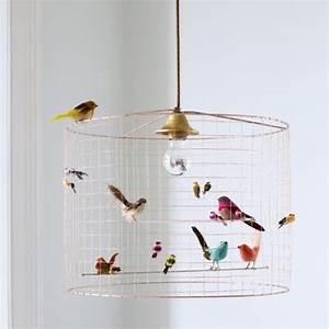 Volières Bird Cage Chandelier Chandeliers & Ceiling