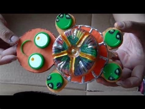 fabriquer une le avec une bouteille faire une superbe tortue avec des bouteilles plastique
