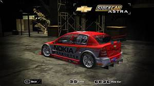 Need For Speed Most Wanted Chevrolet Astra Hatch Stock Car