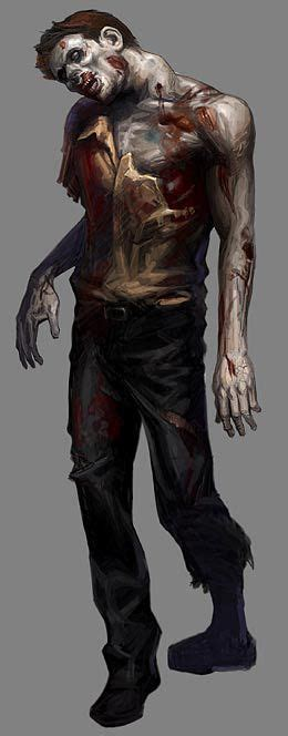 zombie resident evil survivor image project umbrella