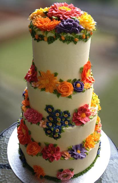 gorgeous wedding cakes images  pinterest cake