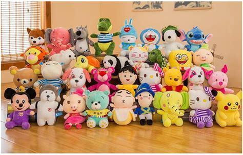 plush toys claw machine doll stuffed