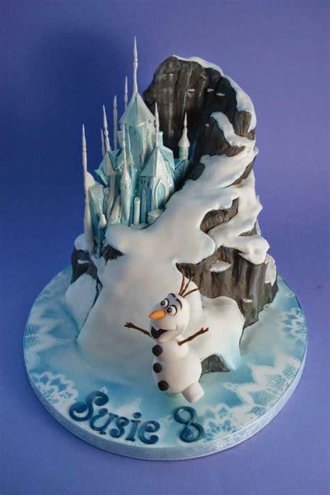 southern blue celebrations frozen cake ideas