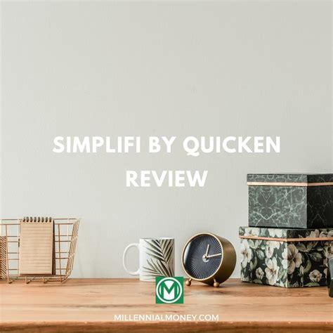 simplifi review  quicken  simple   track