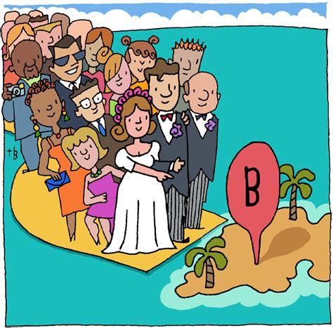destination weddings arent totally