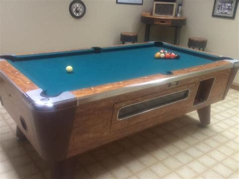 valley pool table for sale valley pool table good condition bar size nex tech