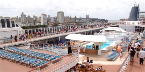 Boat Show 2017 South Africa by Msc Sinfonia From Durban To Portuguese Island