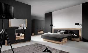 commode design pas cher pour chambre adulte commode noire