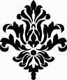 Damask Pattern Svg Free : Damask Pattern Cuttable Design ...