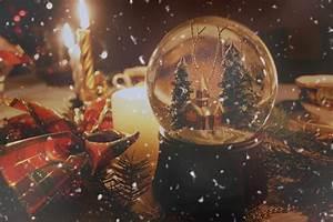 christmas snow globes | Tumblr