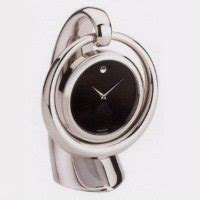 Movado Desk Clock Battery by Chrome Hanging Clock Tsi 121 M Movado Desk Clocks Clock