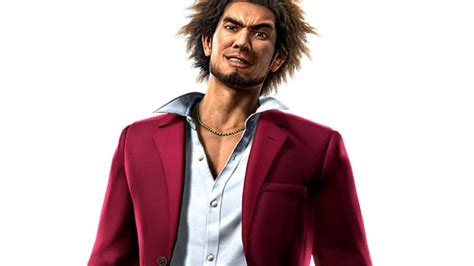 mainline yakuza game   revealed  month game