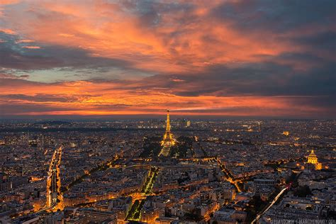 city  lights paris travel photography blog
