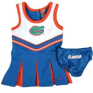 Florida Gator Cheerleader Outfit