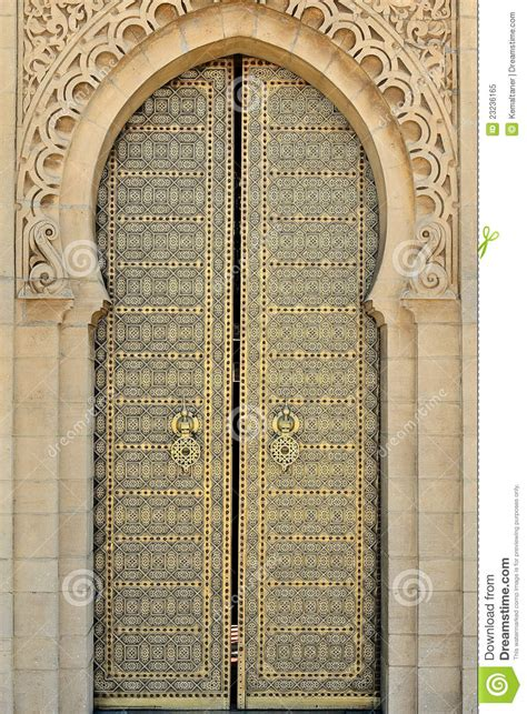 home temple design interior door stock image image of architecture