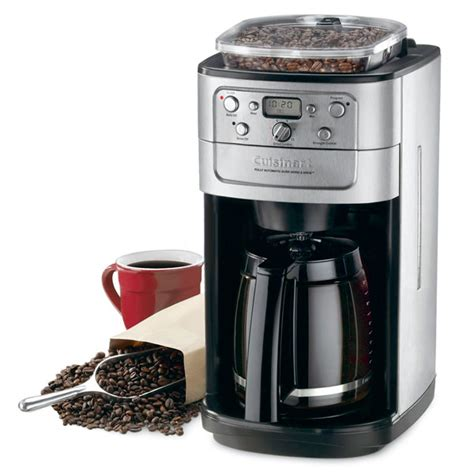 Stainless steel manual coffee grinder maker coffee bean grinding machine. Cuisinart Grind & Brew Automatic Coffee Maker with Burr Grinder, 12 Cup | Cutlery and More