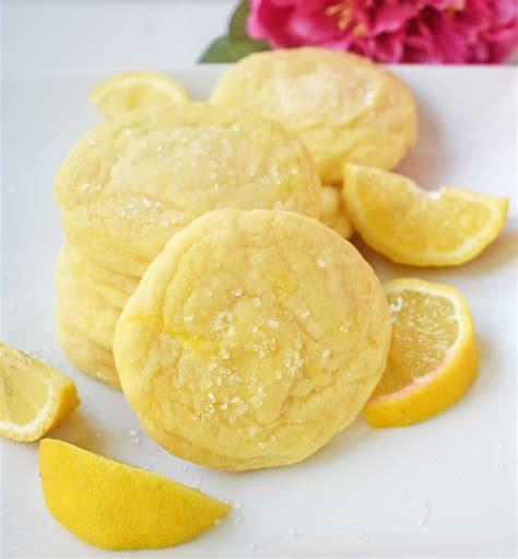Best ever summer cheesecake recipes. Lemon Sugar Cookies - Modern Honey