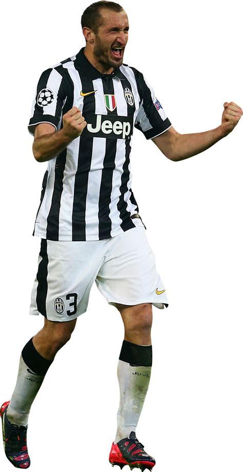 Giorgio Chiellini football render - 12555 - FootyRenders