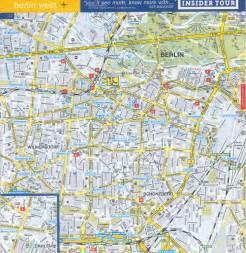West-Berlin Germany Map