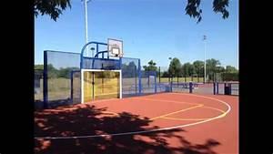 Multipurpose Sports Court Anti Slip Paint Specialists ...