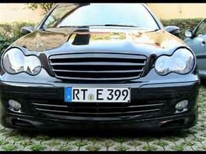 Mercedes Benz W203 Tuning : w203 mercedes benz blackstar 2010 youtube ~ Jslefanu.com Haus und Dekorationen