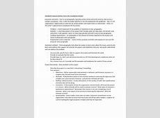 Standard Proposal Outline Free Download