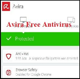 It may be a bit heavy to download at the start, because it has a bigger file size but it is worth it. Avira Free Antivirus 2020 Offline Installer for PC Download- softbout.com