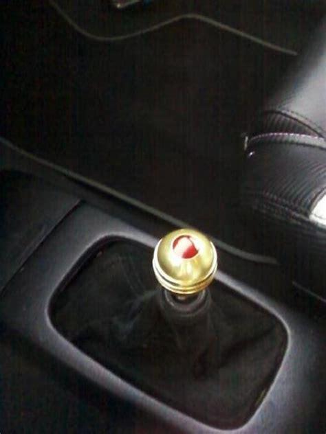 custom shift knob  gay reservoir covers honda tech