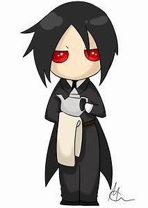 Sebastian Michaelis Chibi by dracolein on DeviantArt