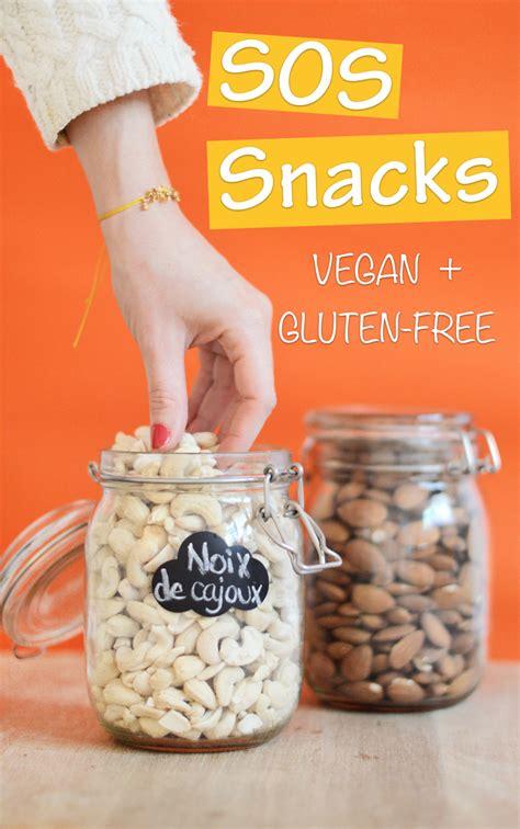 bureau d avocat sos snacks 10 idées d encas healthy vegan et gluten