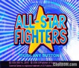 star fighters europe rom iso   sony