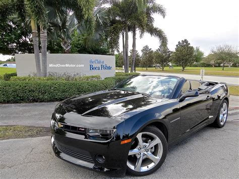road review  chevrolet camaro ltrs convertible